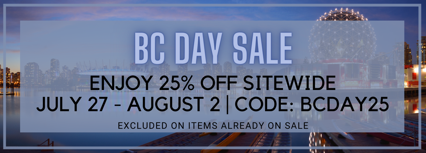 BC DAY SALE